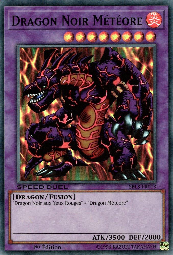 Dragon Noir Météore