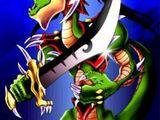 Épée Alligator