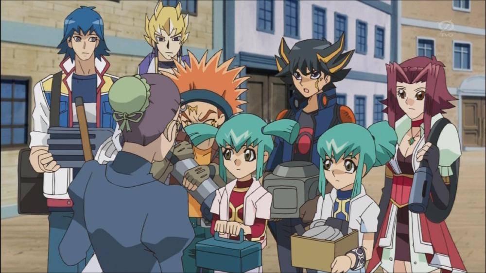 Yu-Gi-Oh! 5D's - Épisode 085