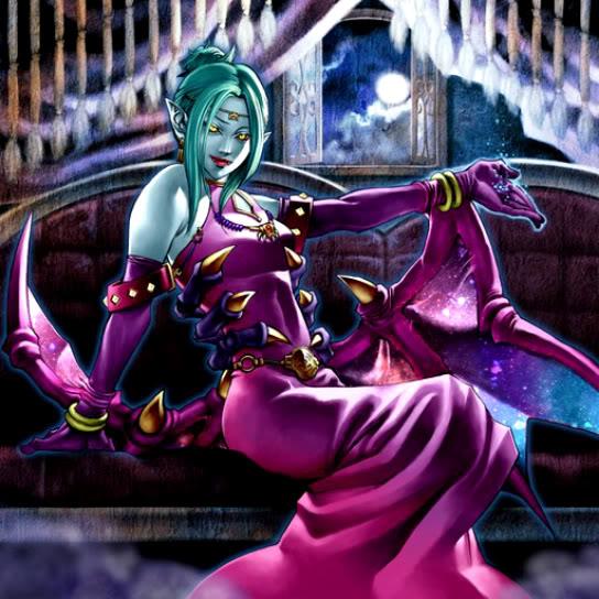 Dame Vampire