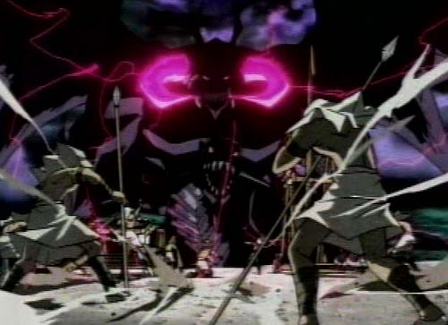 Yu-Gi-Oh! DM - Épisode 215