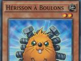 Hérisson à Boulons