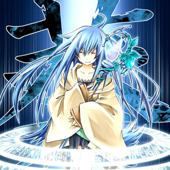 Aoi, Artiste de l'Eau Spirituelle