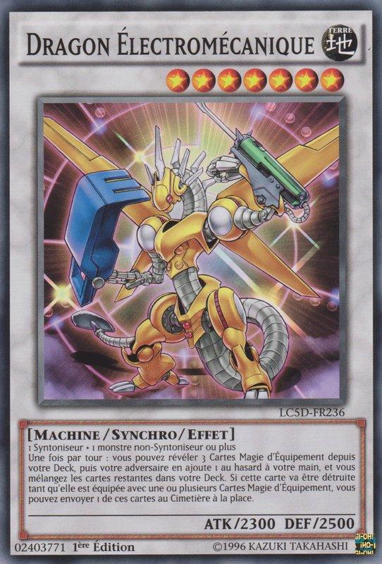 Dragon Électromécanique