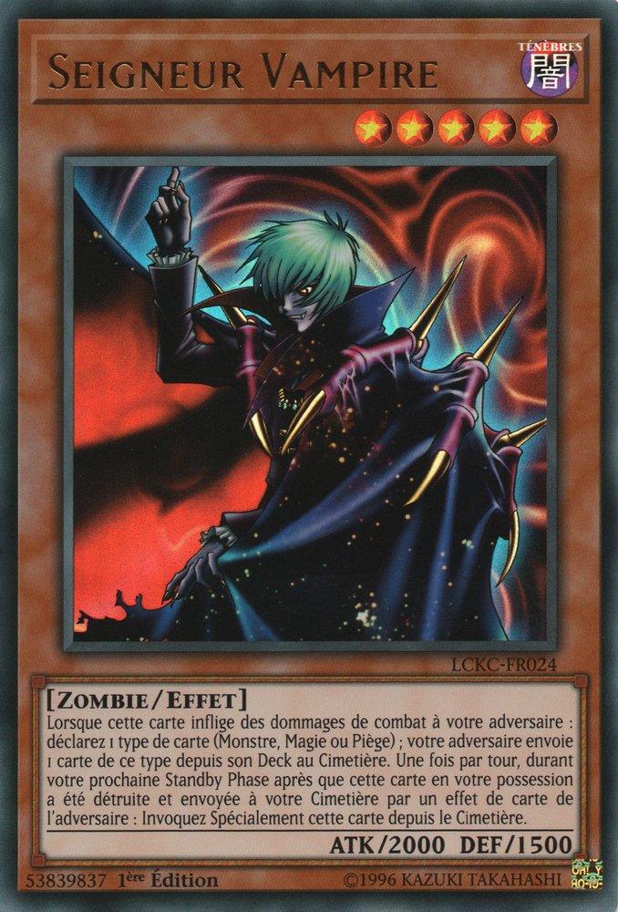 Seigneur Vampire