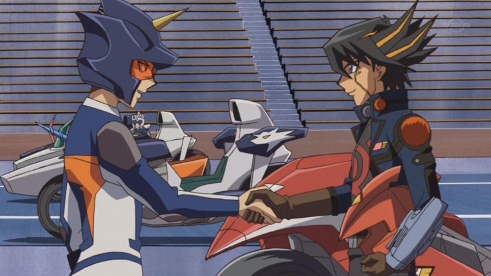 Yu-Gi-Oh! 5D's - Épisode 097