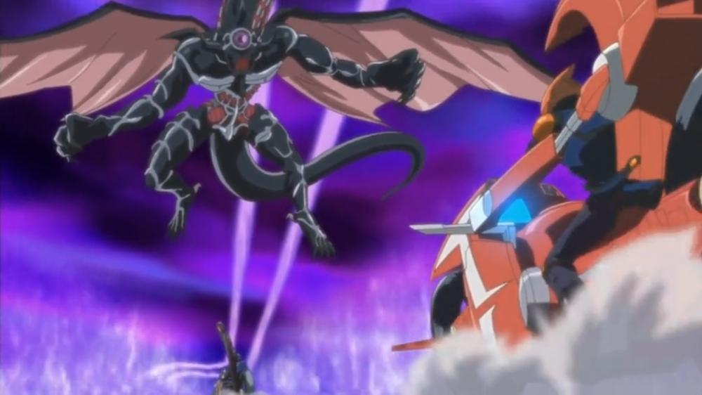 Yu-Gi-Oh! 5D's - Épisode 034
