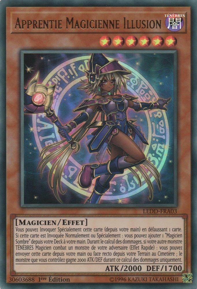 Apprentie Magicienne Illusion