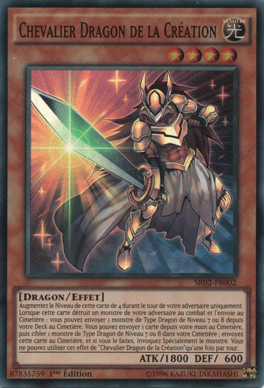 Chevalier Dragon de la Création
