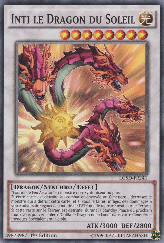 Inti le Dragon du Soleil
