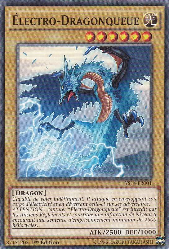 Électro-Dragonqueue