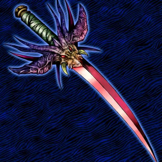 Épée de la Noire Destruction