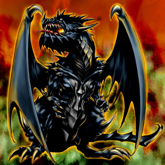 Dragon Noirdencre