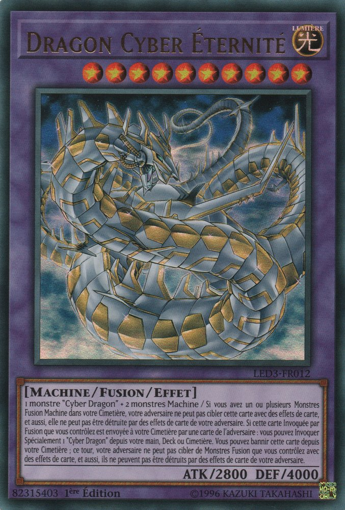 Dragon Cyber Éternité