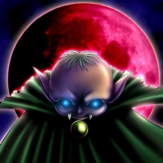 Bébé de la Lune Rouge
