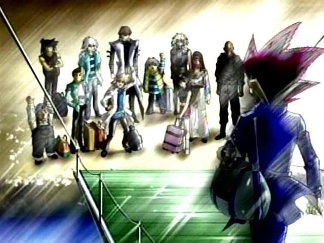 Yu-Gi-Oh! DM - Épisode 220