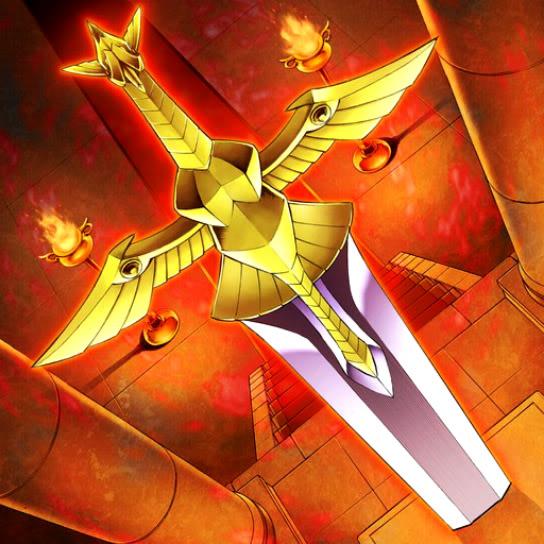Lame Phénix, Épée Divine
