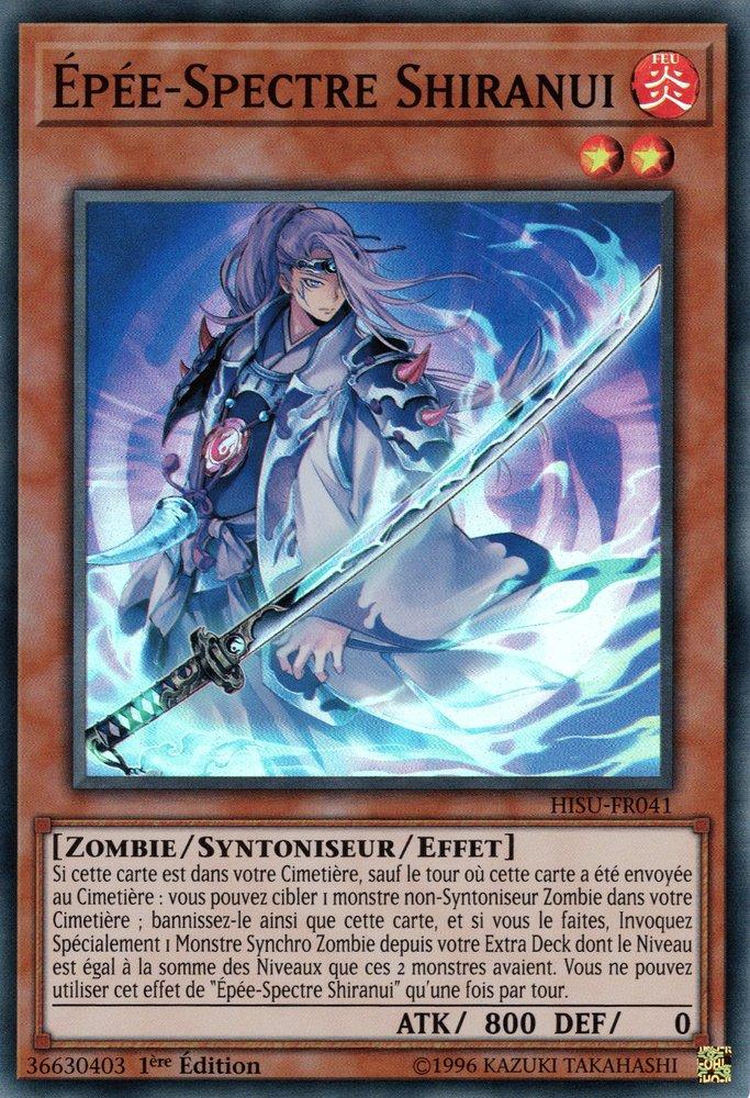 Épée-Spectre Shiranui