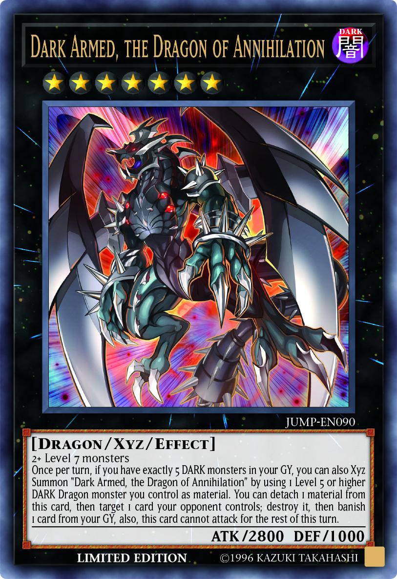 Armé des Ténèbres, Dragon de l'Anéantissement
