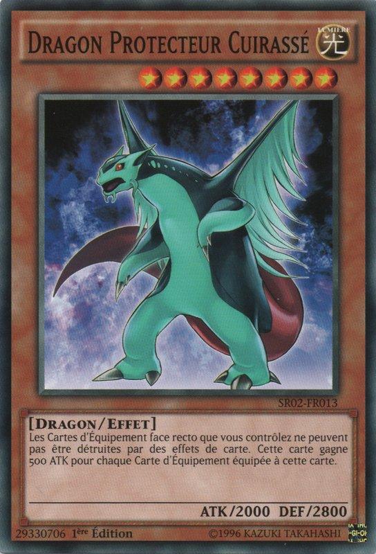 Dragon Protecteur Cuirassé