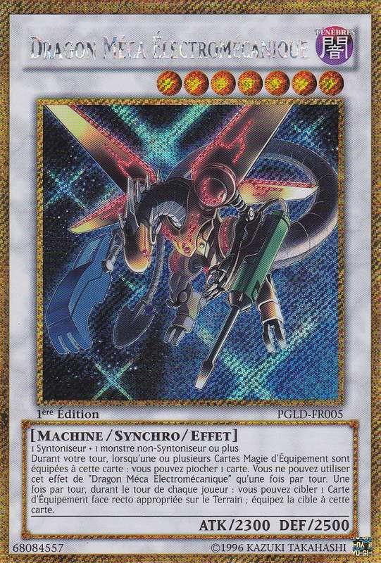 Dragon Méca Électromécanique