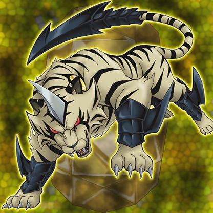 Cristal Avancé: Tigre de Topaze
