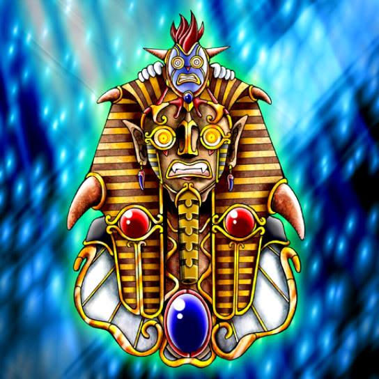 Masque de Tutan