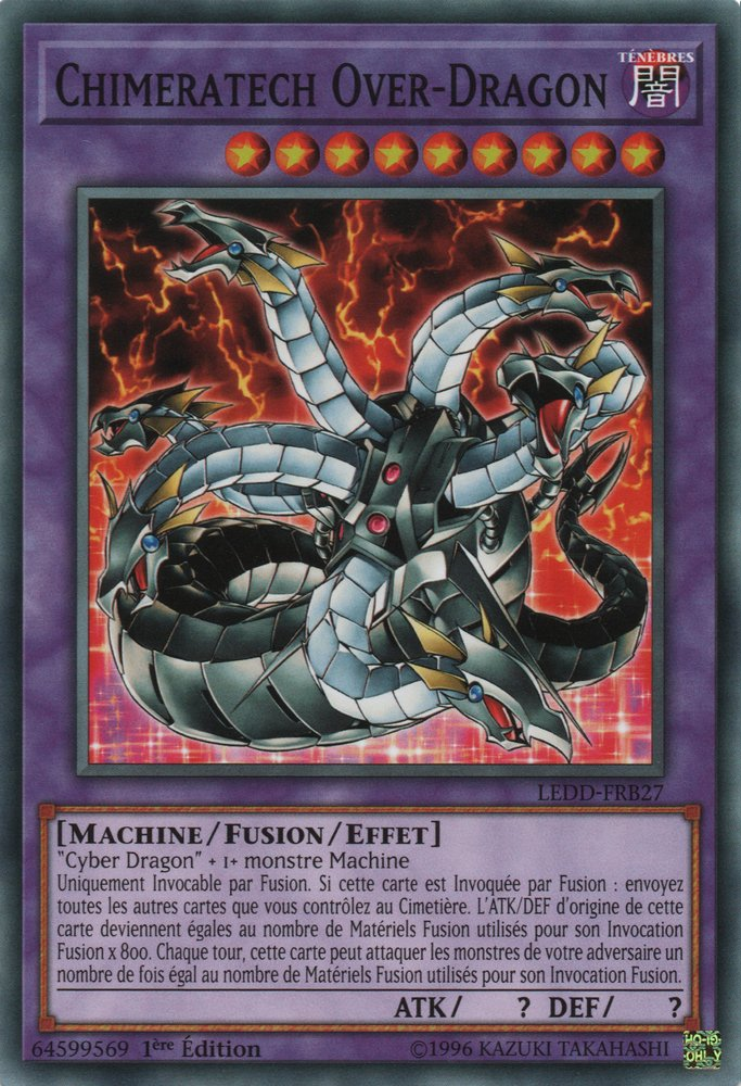 Chimeratech Over-Dragon