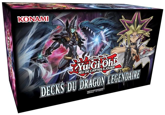 Decks du Dragon Légendaire