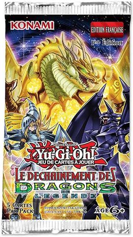 Le Déchaînement des Dragons de Légende
