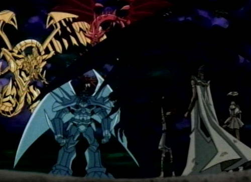 Yu-Gi-Oh! DM - Épisode 217