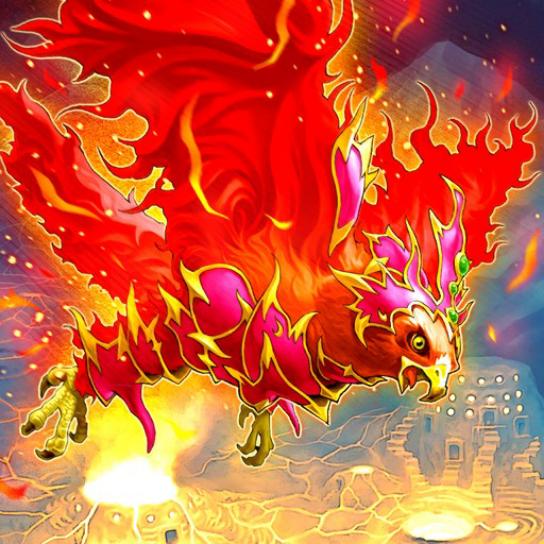Aigle des Terres Brûlantes