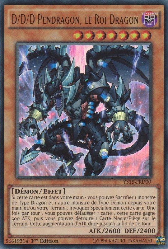 D/D/D Pendragon, le Roi Dragon
