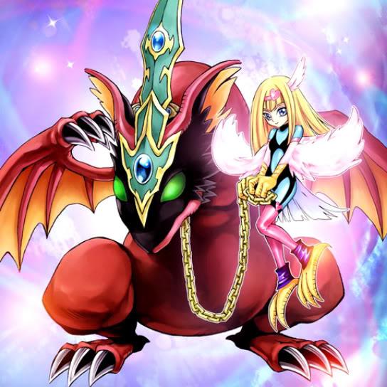 Bébé Dragon, Familier de Harpie