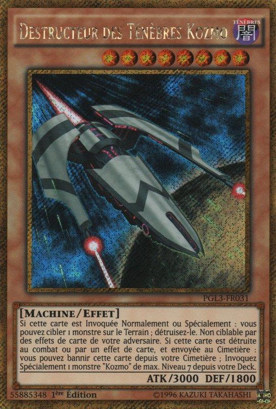 Destructeur des Ténèbres Kozmo