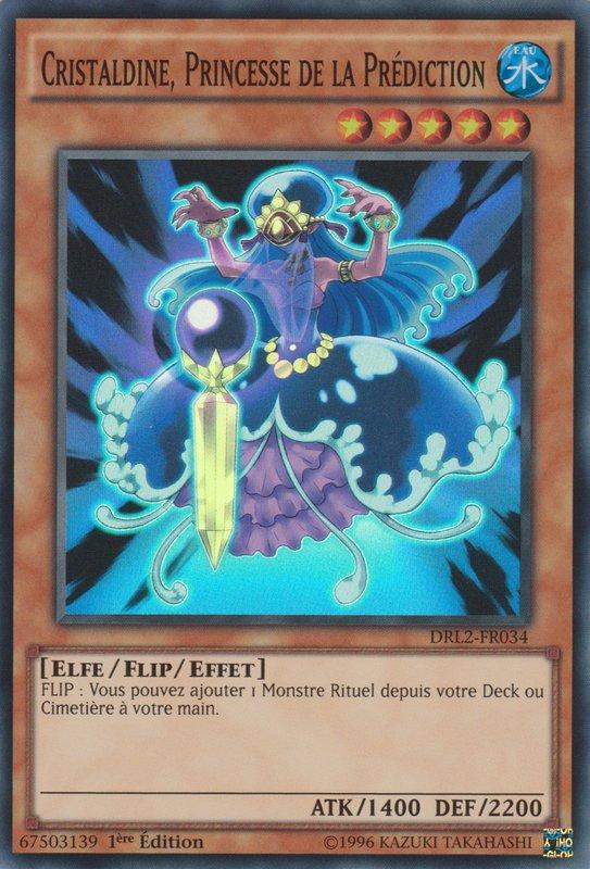 Cristaldine, Princesse de la Prédiction