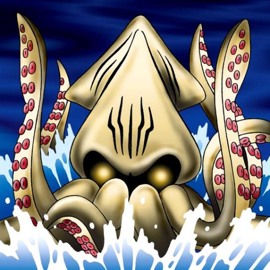 Démon Kraken