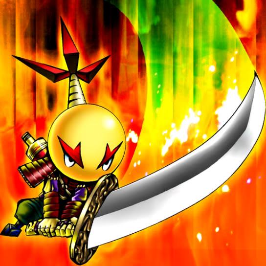 Samouraï Sasuke N°2