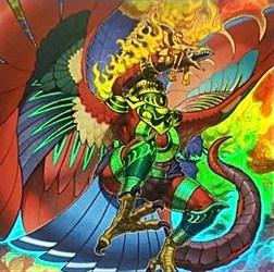 Avatar Grand Roi du Feu Garunix
