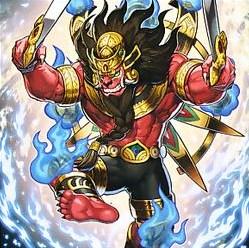 Avatar Roi du Feu Barong