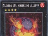 Numéro 58 : Visière de Brûleur