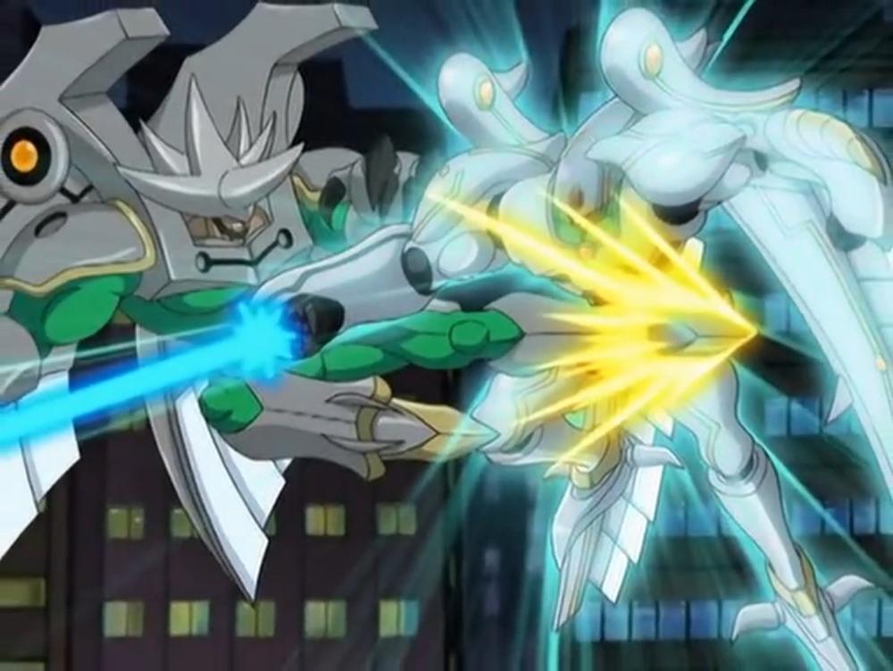 Yu-Gi-Oh! GX - Épisode 058