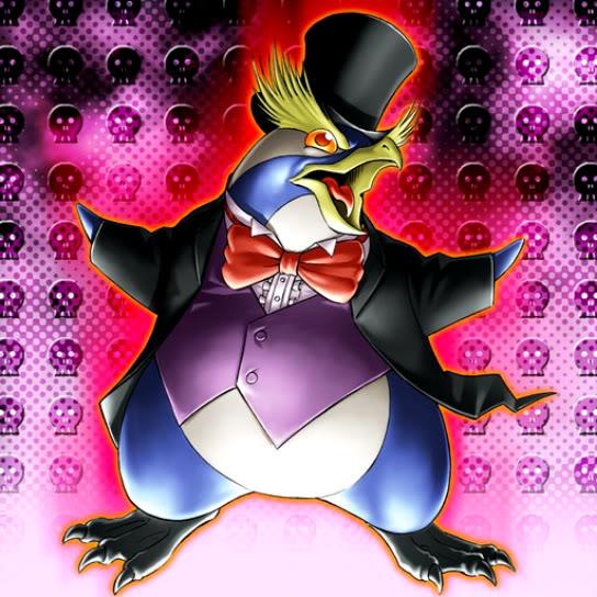 Pingouin de Cauchemar