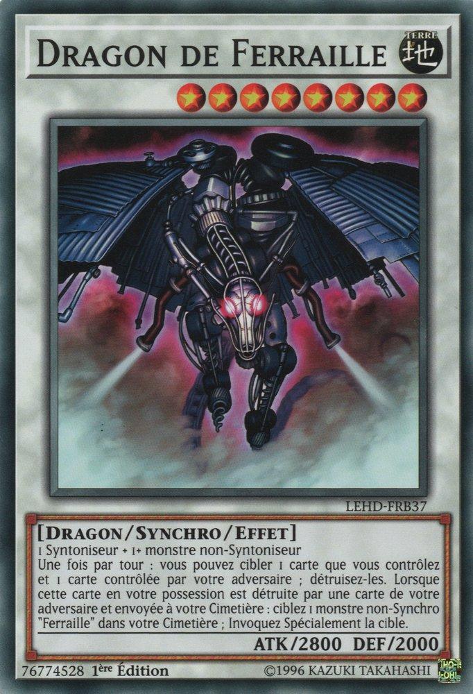 Dragon de Ferraille