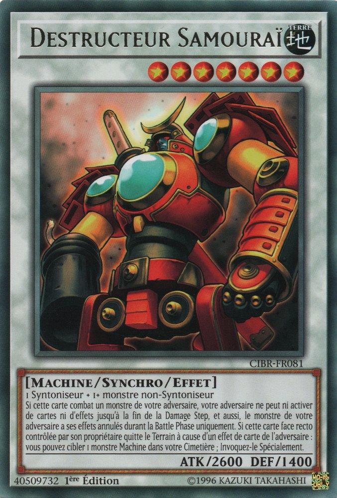 Destructeur Samouraï