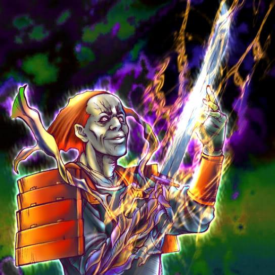Murasame l'Épée de Fusion