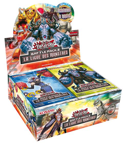Battle Pack 3 : La Ligue des Monstres