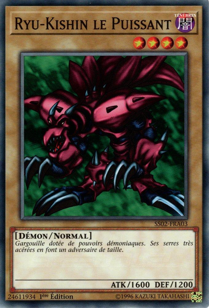 Ryu-Kishin le Puissant