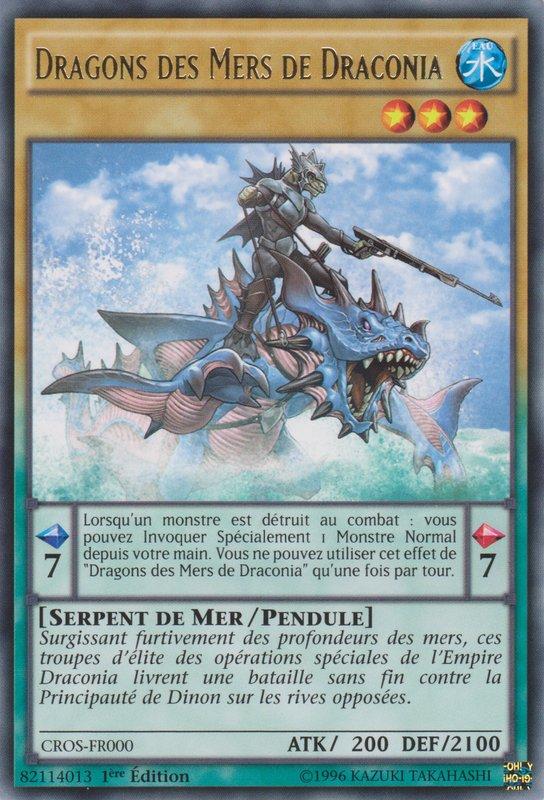 Dragons des Mers de Draconia