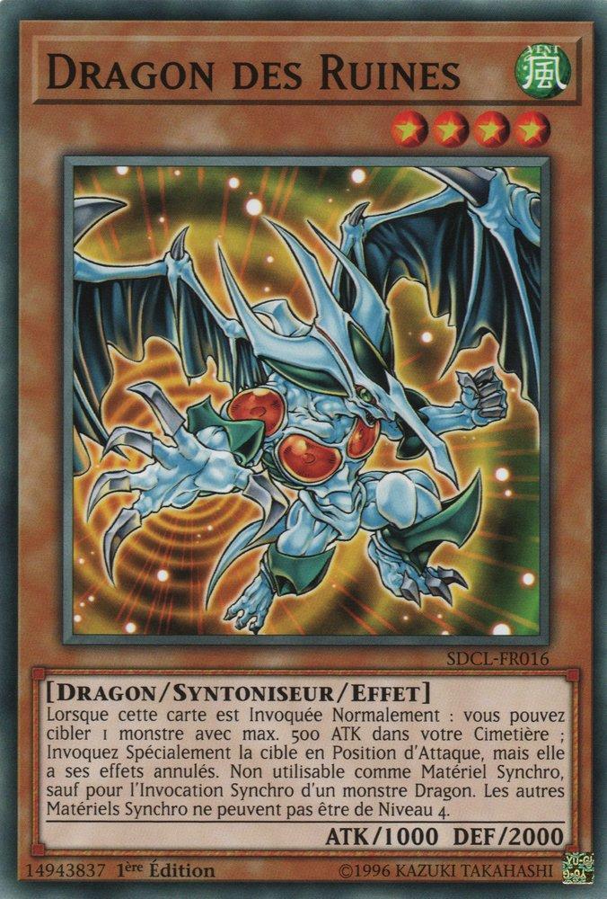 Dragon des Ruines